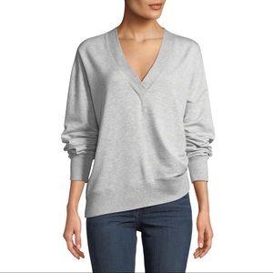 rag & bone Sweaters - Rag & Bone Flora V-Neck Long Sleeve Pullover Sz XS